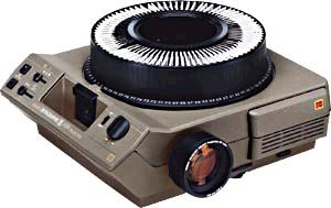 Where to find SLIDE PROJECTOR in Ada