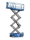 Where to rent LIFT, SCISSOR 20FT, 32  X 96 in Ada OK