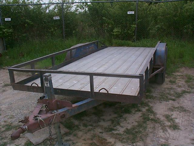 Where to find CAR TRAILER, 16 in Ada