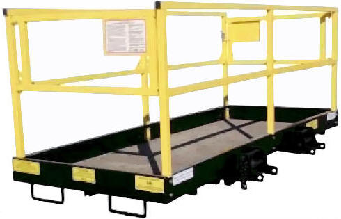 Where to find FORKLIFT PLATFORM CAGE in Ada