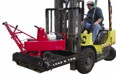 Where to find FORKLIFT LOAD-N-TOW PLATFORM in Ada