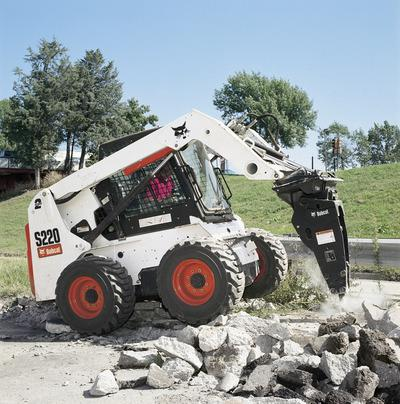 Where to find JACKHAMMER, BOBCAT OR TRACKHOE in Ada