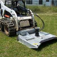 BOBCAT ATTACHMENT BRUSH HOG Rentals Ada OK, Where to Rent