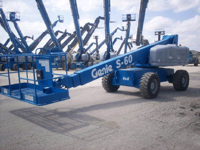 Where to find BOOM LIFT, 60  SELF PROPELLED in Ada