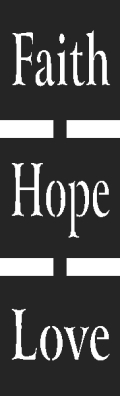 Where to rent FAITH HOPE LOVE, PLAQUE  16x5 1 2 in Ada OK