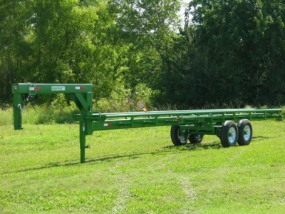 Where to find TRAILER, HAY 32  GOOSENECK in Ada