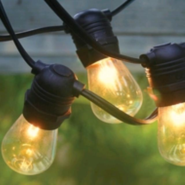 Where to find OUTDOOR LIGHTS, 24 LIGHTS 54 in Ada