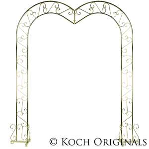 Where to find BRASS, HEART SHAPED ARCH in Ada