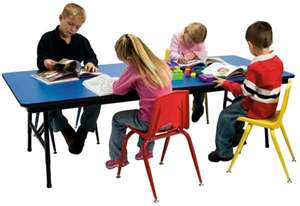 Where to find TABLE, JUVENILE 6  MULTICOLOR in Ada